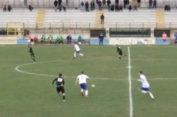 AGROPOLI-V.AVELLINO 2-2 AZIONI E INTERVISTE / VIDEO