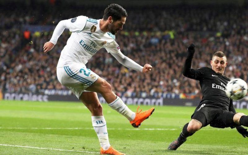 CHAMPIONS LEAGUE: REAL BATTE PSG 3-1, LIVERPOOL MANITA AL PORTO