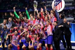 L'ATLETICO MADRID VINCE LA SUPERCOPPA EUROPEA