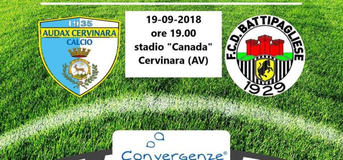 CERVINARA-BATTIPAGLIESE GLI HIGHLIGHTS DEL MATCH DI COPPA ITALIA – (VIDEO)