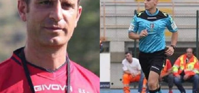 L'ALLENATORE E L'ARBITRO KILLER DISTRUGGONO L'AGROPOLI / VIDEO