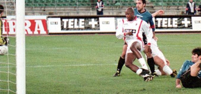 E' MORTO PHIL MASINGA EX CALCIATORE DI BARI E SALERNITANA