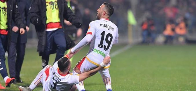 UNA PAPERA DI MICAI DECIDE IL DERBY: SALERNITANA-BENEVENTO 0-1