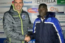 AGROPOLI FIRMA IL SENEGALESE NIANG