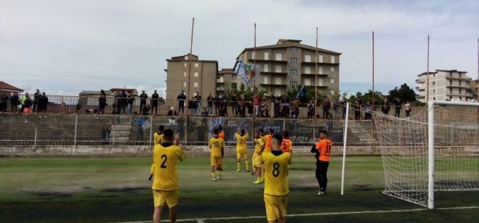 CANICATTI'-GLADIATOR 2-1, HIGHLIGHTS E INTERVISTE /VIDEO