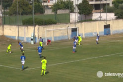 SERIE D GIRONE H GLADIATOR-ANDRIA 1-1 VIDEO