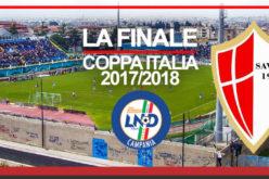 UFFICIALE RINVIATA LA FINALE DI COPPA ITALIA SAVOIA-NOLA PER MALTEMPO