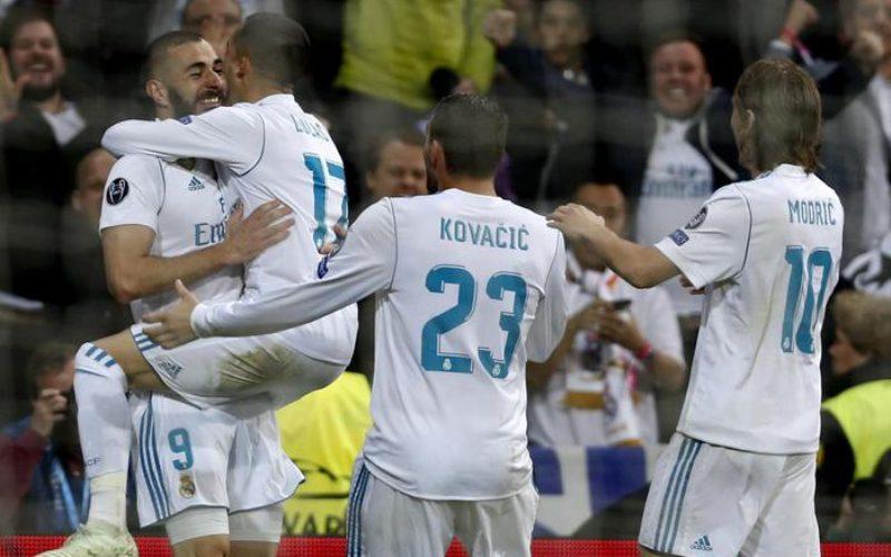 REAL MADRID-BAYERN MONACO 2-2, SPAGNOLI IN FINALE