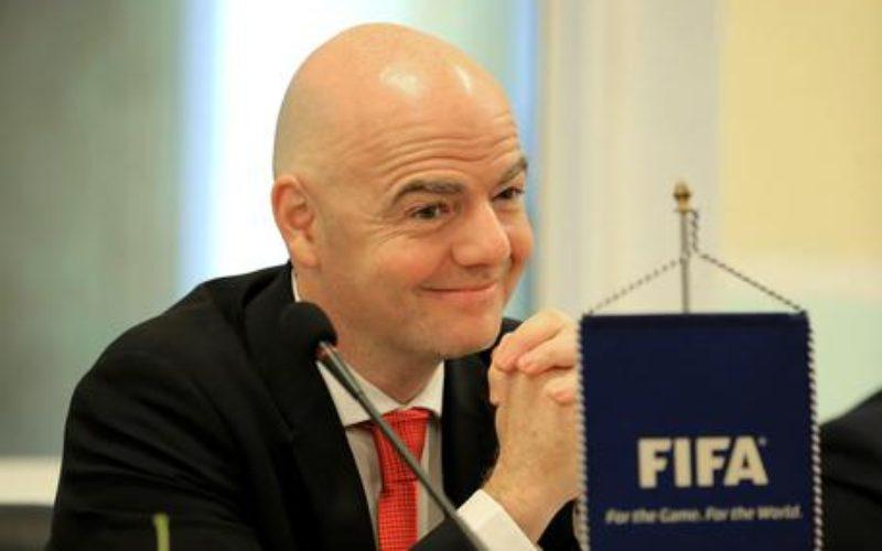 LA FIFA STUDIA IL PIANO DI RILANCIO PER IL CALCIO