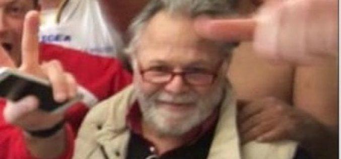 E' MORTO SALVATORE SIRICA STORICO PRESDIENTE DEL REAL BELLIZZI/VIDEO