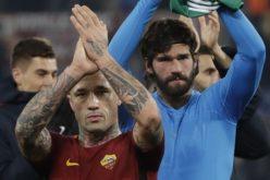 "ROMA, PALLOTTA: ""NAINGGOLAN ALL'INTER E ALISSON AL REAL"""