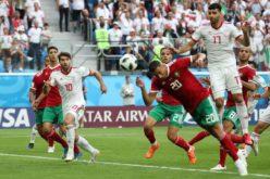L'IRAN BATTE IL MAROCCO CON UN AUTOGOL AL 95′