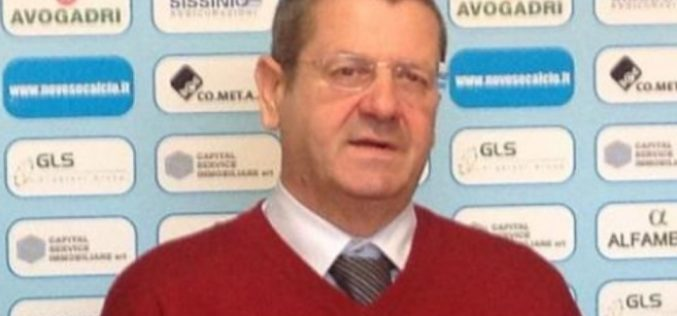 GAETANO BATTILORO RILANCIA L'ERCOLANESE