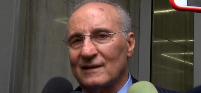 """CHIACCHIO: """"NON ME LA SENTO DI ACCOMPAGNARE L'AVELLINO AL CIMITERO, SITUAZIONE DIFFICILISSIMA"""""""