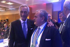 """IL PRESIDENTE DELL'AGROPOLI CERRUTI CON IL NEO ELETTO PRESIDENTE DELLA FIGC: """"L'UOMO GIUSTO AL POSTO GIUSTO"""""""