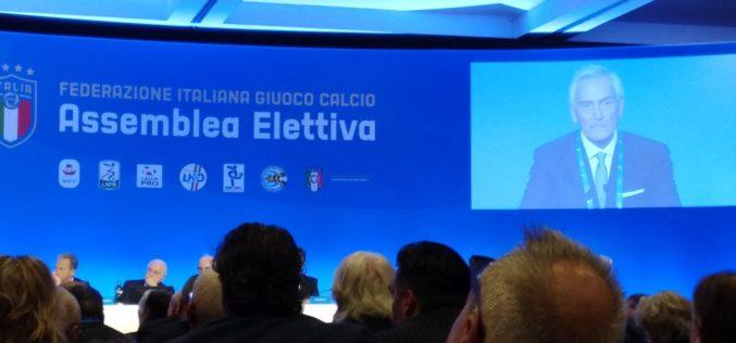 GRAVINA ELETTO PRESIDENTE DELLA FIGC