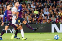 L'INTER INTERROMPE LA SERIE POSITIVA PERDENDO 2-0 A BARCELLONA