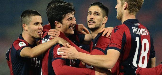 COPPA ITALIA, TRIONFANO BOLOGNA E SAMPDORIA