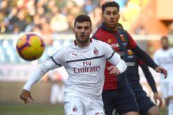 """IL MILAN BATTE IL GENOA 2-0 A """"MARASSI"""" E SI PORTA AL 4° POSTO"""
