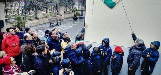 CASTELLABATE APRE IL CUORE,UNA STRADA CENTRALE INTITOLATA AD ANDREA FORTUNATO/VIDEO