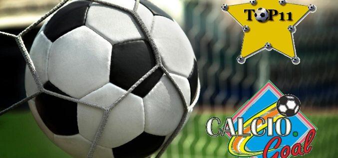 TOP 11 CAMPANIA – CALCIO.GOAL – ANNO 2018