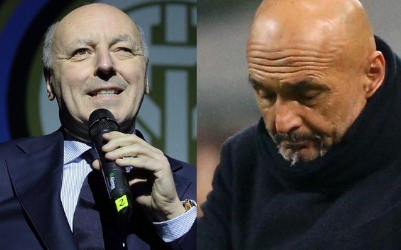 """INTER, IL NUOVO PROGETTO STA DISTRUGGENDO L'AMBIENTE. SPALLETTI ALLENATORE """"FANTASMA"""" di Francesco Nettuno"""