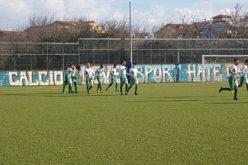 """L'AFRO-NAPOLI UNITED IMPATTA 1-1 AL """"VALLEFUOCO"""" CONTRO LA FLEGREA"""