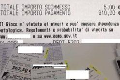 PAGANESE-POTENZA 3-4, FLUSSO ANOMALO DI SCOMMESSE SUL RISULTATO ESATTO