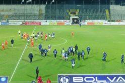 """CAVESE E VIBONESE SI DIVIDONO LA POSTA IN PALIO: 0-0 AL """"LAMBERTI"""""""