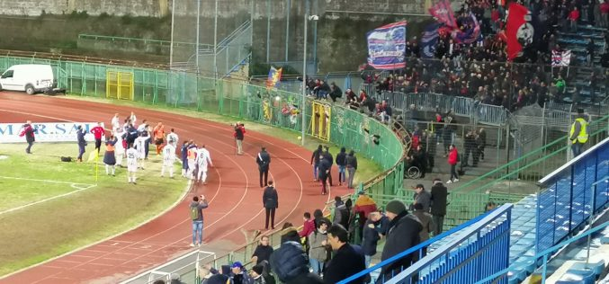"""LA PAGANESE DOMINA POI CROLLA 4-3, AL """"TORRE"""" VINCE IL POTENZA"""