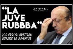 E' USCITO IL FILM CON I 200 ERRORI CONTRO LA JUVENTUS/VIDEO