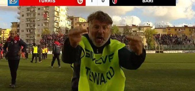 """TURRIS COMUNICATO STAMPA CONTRO LO STEWARD """"MALATELLA"""""""
