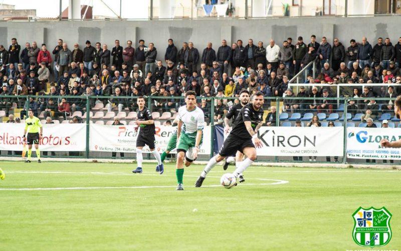FRATTESE E AFRO-NAPOLI UNITED PAREGGIANO 0-0
