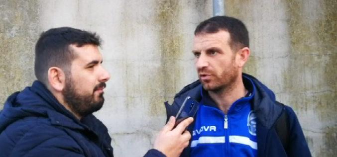 INTERVISTA AD ESPOSITO DOPO SCAFATESE-AGROPOLI 0-2