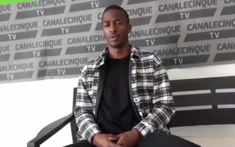 AGROPOLI,KAMANA PAROLE PER IL TECNICO GIANLUCA ESPOSITO/VIDEO