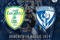 LAVELLO-BRINDISI 2-3, HIGHLIGHTS E INTERVISTE /VIDEO