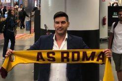 FONSECA È ARRIVATO A ROMA