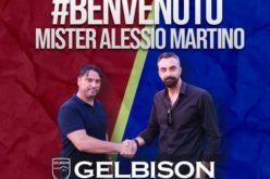CONFERMATE LE NOSTRE ANTICIPAZIONI, MARTINO E' IL NUOVO ALLENATORE DELLA GELBISON