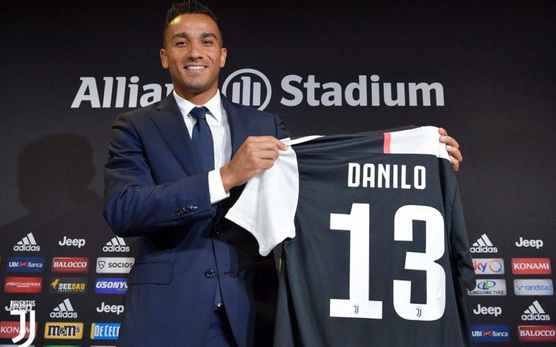 """DANILO: """"A TORINO PER VINCERE"""""""