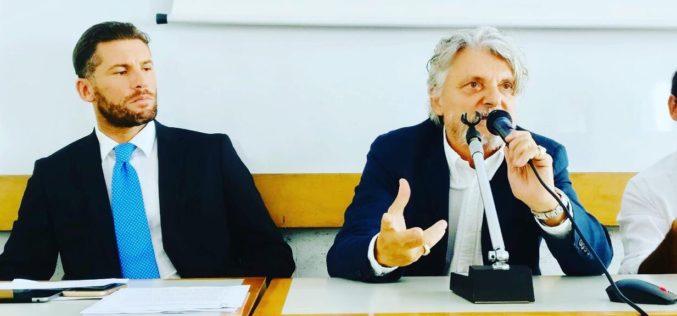 STENDARDO CHIAMA FERRARO  PRESIDENTE DELLA SAMPDORIA ALLA LUISS