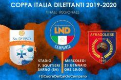 FINALE DI COPPA ITALIA ORE 19.00 ,COSTA D'AMALFI-AFRAGOLESE DIRETTA CANALECINQUETV.IT