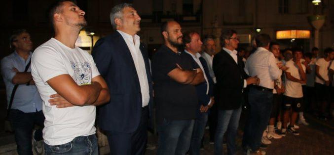 BATTIPAGLIESE AL CAPOLINEA VICINO IL RITIRO DAL CAMPIONATO, MELLONE BOICOTTAGGIO AI SOCI