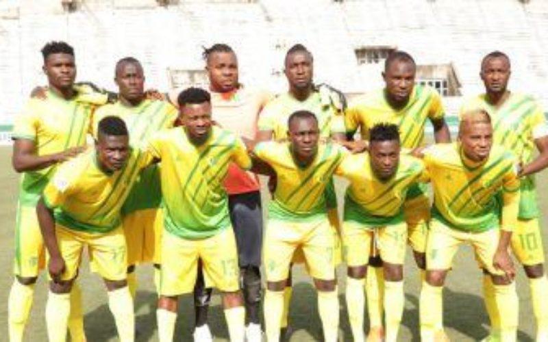 CALCIO FERMO ANCHE IN NIGERIA