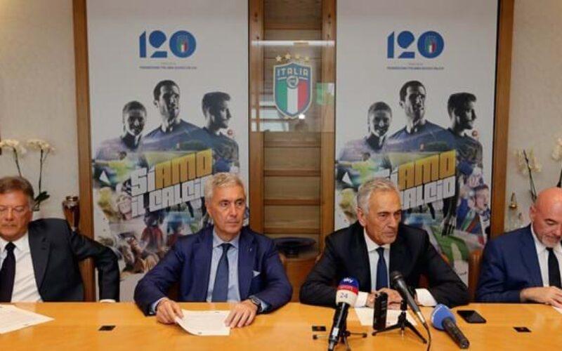 RIPARTENZA CAMPIONATO MERCOLEDI' IL CONSIGLIO FEDERALE