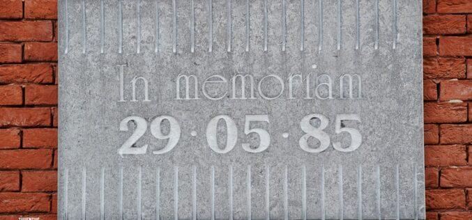 35 ANNI FA LA STRAGE DELL'HEYSEL,39 JUVENTINI UCCISI DAGLI HOOLIGHANS