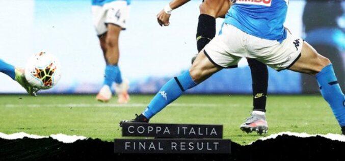 COPPA ITALIA,IL NAPOLI SI QUALIFICA LA GARA FINISCE 1-1